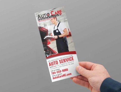 Auto Care Brochure